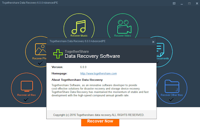 Togethershare Data Recovery 6.0 All Edition Crack is Here [Latest]