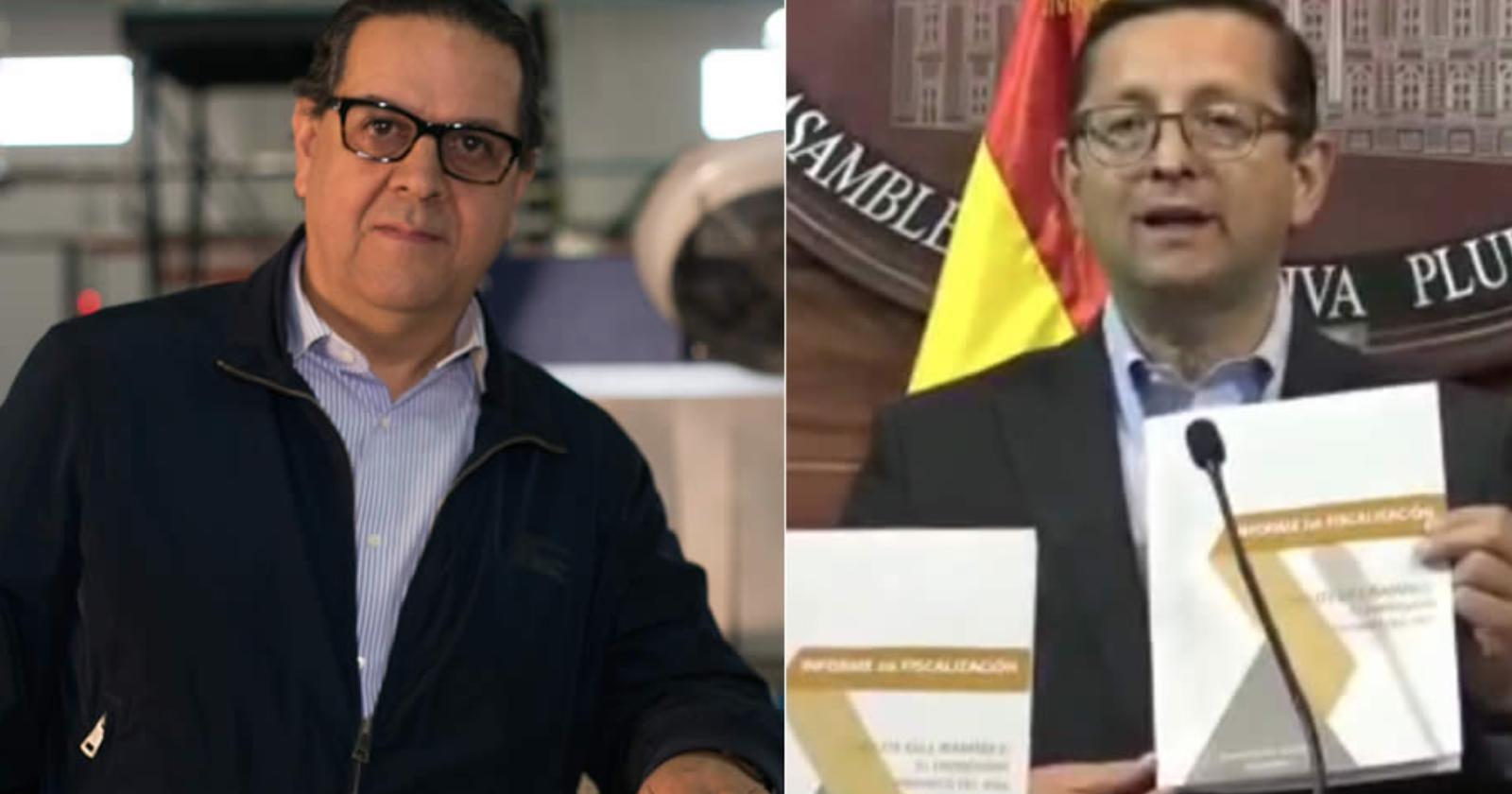 Venezuela Politica Piden Auditar A Ministerios En Bolivia Que Otorgaron Contratos A Empresas De Carlos Gill Ramirez Sunacrip inicia reuniones para el fortalecimiento del ecosistema del petro en el país. carlos gill