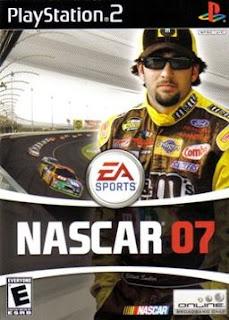 Gameplay Nascar 07 PS2