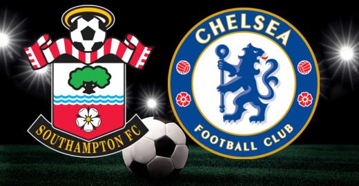 نتيجة مباراة تشيلسي وساوثهامتون اليوم الأحد 30/10/2016, في الدوري الإنجليزي , فوز تشيلسي 2-0