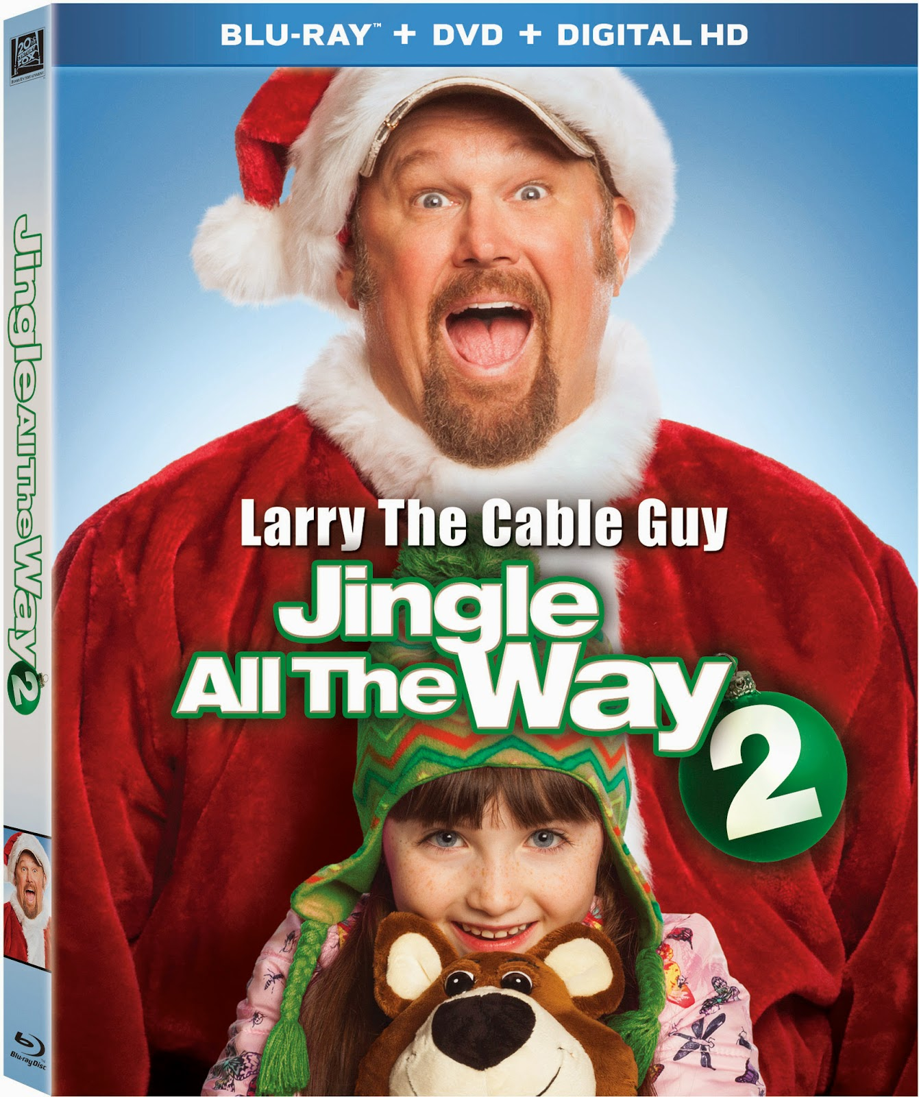 Jingle all the Way 2 Blu-ray