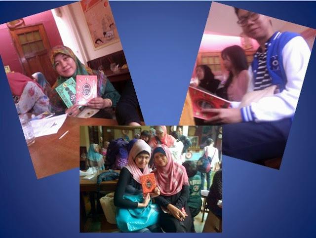 gathering penulis dan Penerbit Anak Kita