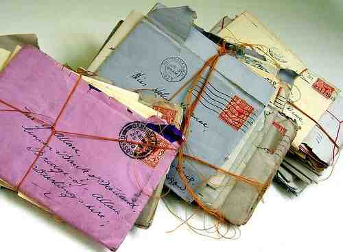 Tangible Thoughts Letters From War