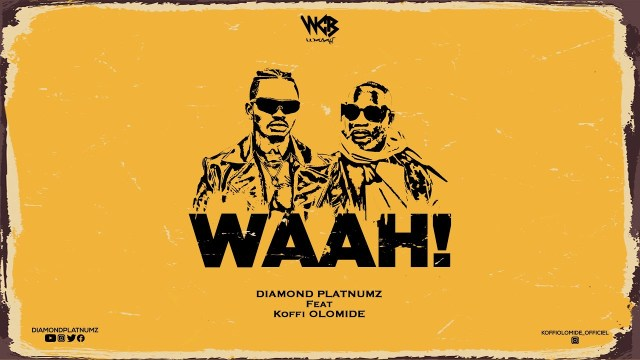 AUDIO | Diamond Platnumz Ft. Koffi Olomide – Waah! | Mp3 Download