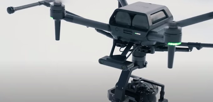Sony presents Airpeak , its drone company