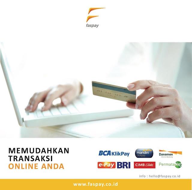 Pembayaran Online BNI Dari Faspay