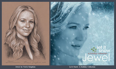 Jewel. Singer-Songwriter, Musician, Author and Poet. Let it Snow: A Holiday Collection. by Travis Simpkins