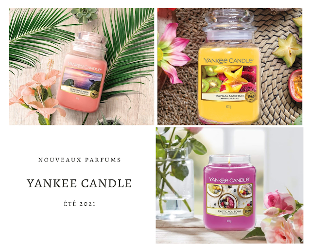 yankee candle summer 2021, yankee candle the last paradise collection été 2021, yankee candle the last paradise collection, yankee candle 2021, new yankee candle, nouveaux parfums yankee candle, bougie parfumée, bougie yankee, yankee candles, candle review, scented candle, avis yankee candle