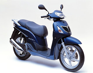 Tapizar asiento de Honda Scoopy SH