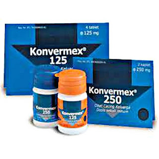 konvermex obat cacing