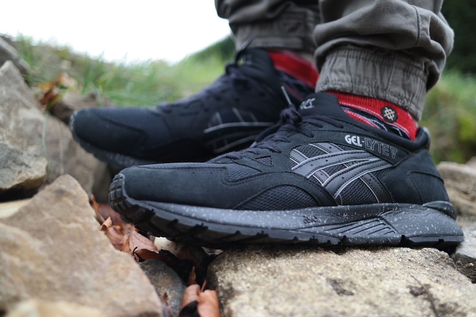 ASICS GEL LYTE V SPECKLE – EIN ECHTES HIGHLIGHT DER FOOT LOCKER WEEK OF GREATNESS ( 17 Bilder )