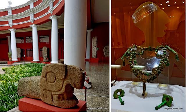 Museu Nacional de Arqueologia e Etnologia, Cidade da Guatemala