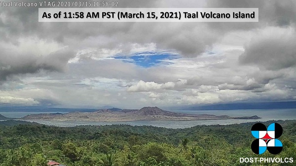 242 earthquakes in 24 hours hit Taal volcano, Philippines