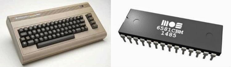 CBM C64, una leyenda entre los 8bit-computers con su chip sonoro SID