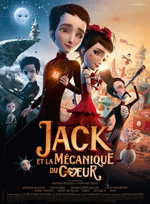 La Mecánica del Corazón (2013) DVDRip Latino