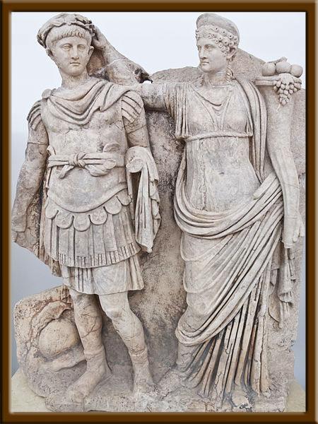 Patung Ibu Kandung Nero
