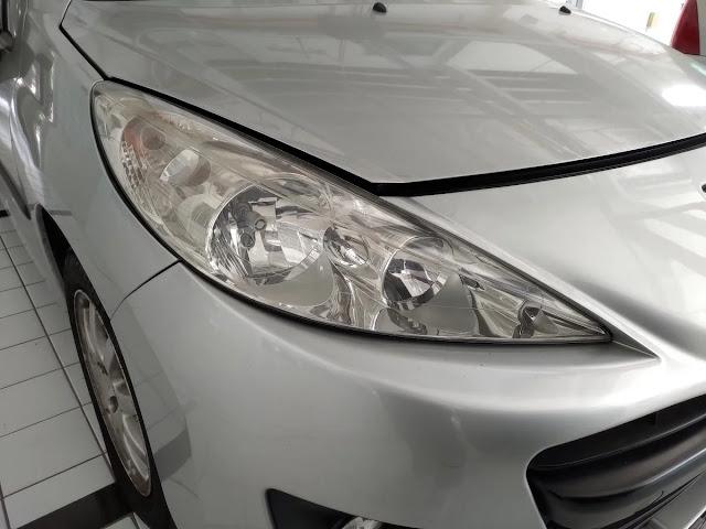 headlamp clear