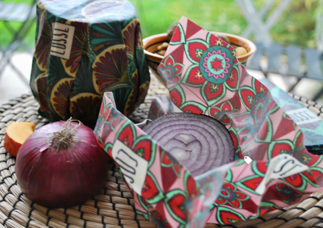 emballage alimentaire réutilisable Cosse Nature Globe zéro déchet