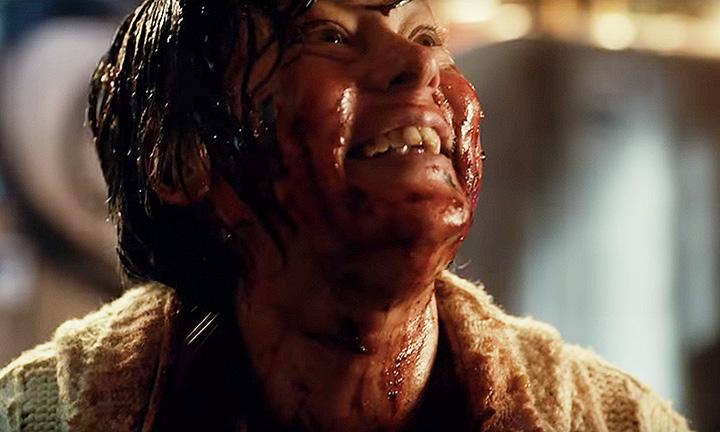 Meg Tilly no filme O Monstro Dentro de Você