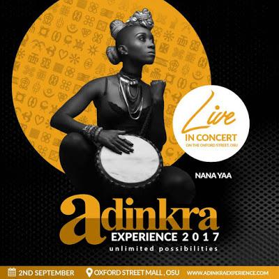 Female Singer NanaYaa Ready For'Adinkra Experience' Concert On September 2nd