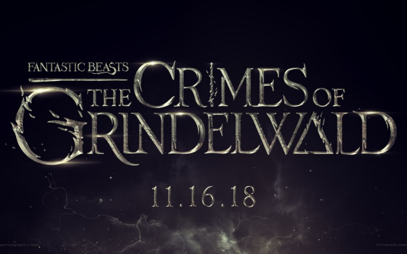 Fantastic Beasts Sequel The Crimes of Grindelwald