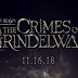 Fantastic Beasts Sequel Title Revealed: The Crimes of Grindelwald