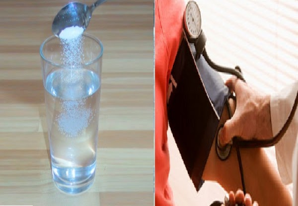 SHOCKING FACT !! REALLY A SALT WATER, COULD DESTROY ALL POISONS IN THE BODY