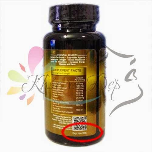 Thuốc giảm cân Collagen Slim USA 30 viên