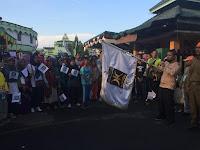 Puncak Milad 19PKS, Ribuan Warga Padati Asrama Haji Medan