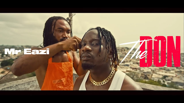 """Mr.Eazi - """" The Don """" Short Film is Now Out (Full Movie)"""