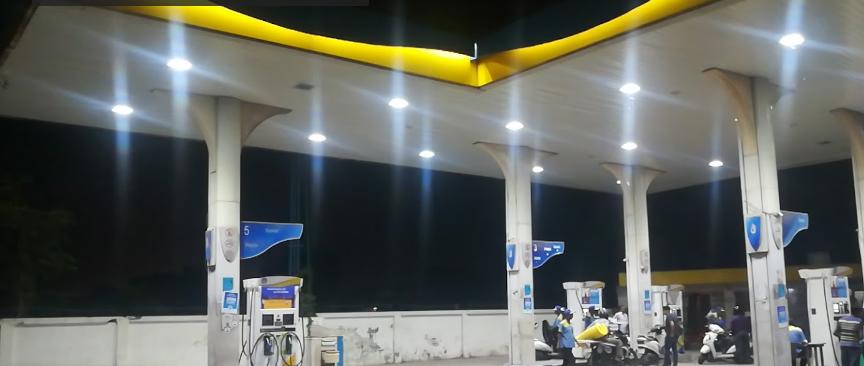 cng pump in faizabad