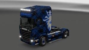 Scania Streamline Royal Blue
