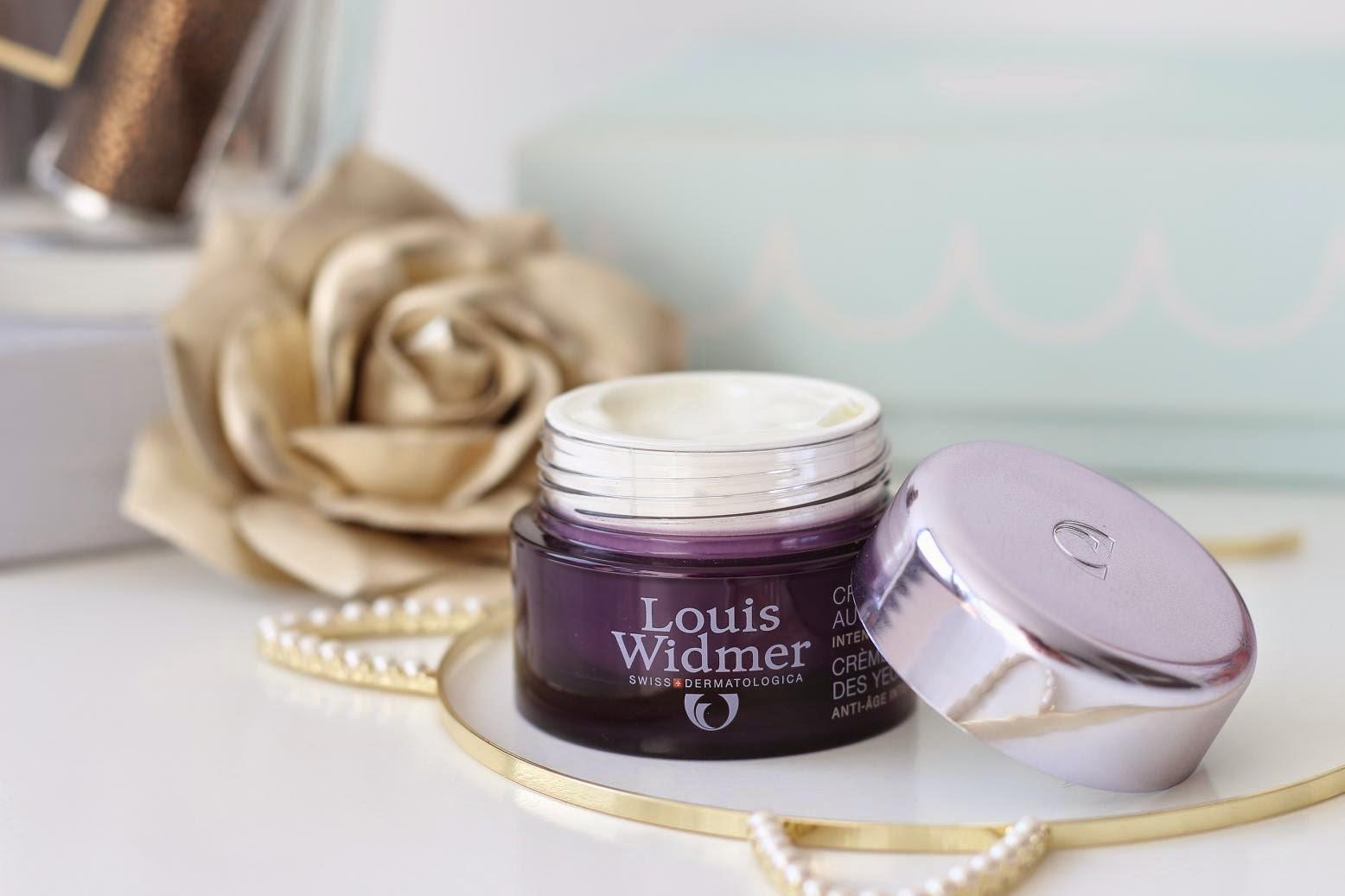 BeautyLoves: Louis Widmer Crème Contour des Yeux  BeautyLoves: Lo...