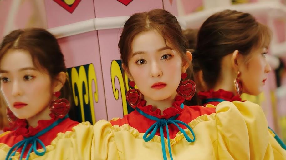 Red Velvet Zimzalabim Irene 4k Wallpaper 95