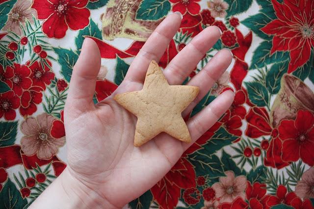 zero waste Christmas cookies