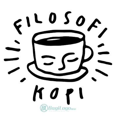 Filosofi Kopi Logo Vector