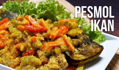 Resep Pesmol Ikan