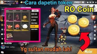 Cara Mendapatkan Ro Coin Free Fire
