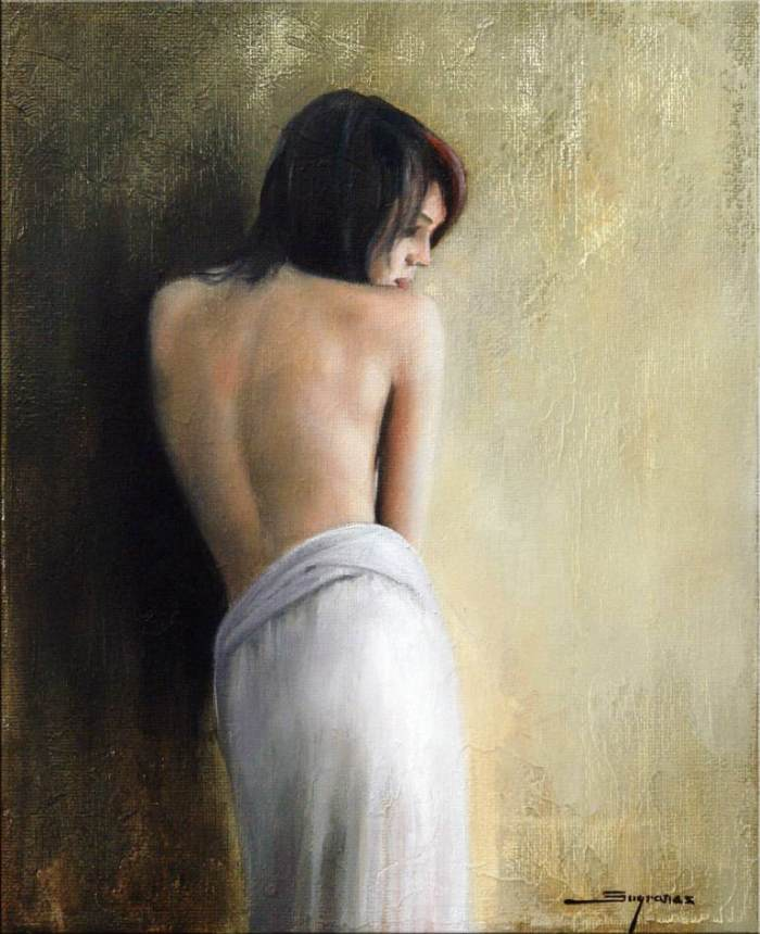 Живопись в стиле реализм. Jordi Sugranes
