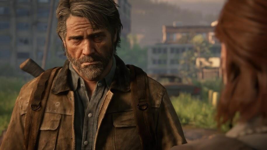 Joel, The Last of Us Part 2, 4K, #7.1638