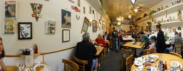 Restaurantes bons e baratos em Monterey, na Califórnia