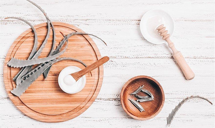 Tratamiento Aloe Vera Para todo tipo de piel