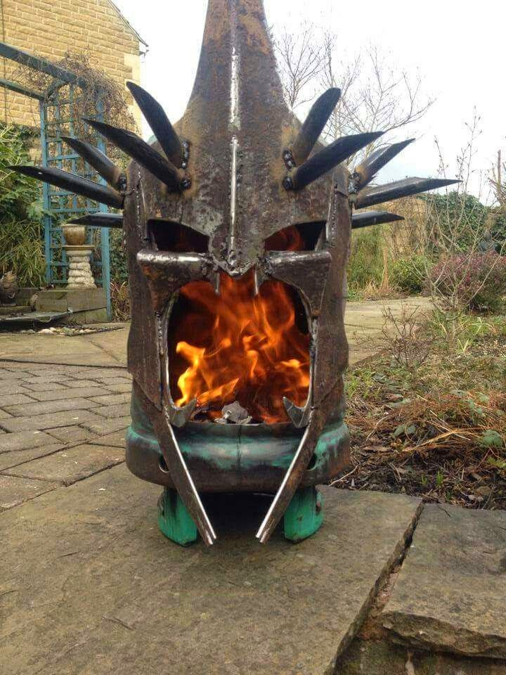 campfire for backyard witch of angmar