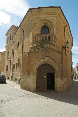 Ciudad Rodrigo, Salamanca, Correos, Casa de los Vázquez