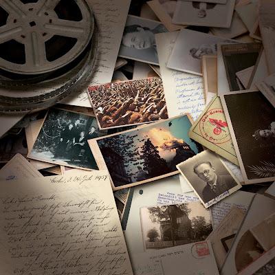 Arquivos pessoais de alemães que viveram nos tempos de Hitler - Divulgação