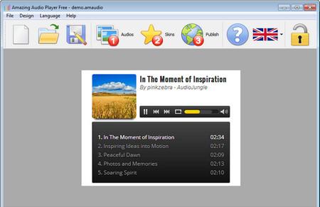 Amazing Audio Player Enterprise Download Grátis