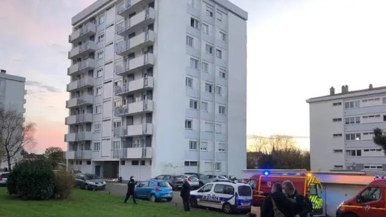 Two people were killed and a third seriously injured in an attack in Chole, western France