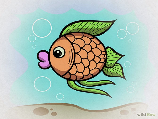 Dongeng Cincin Didalam Perut Ikan
