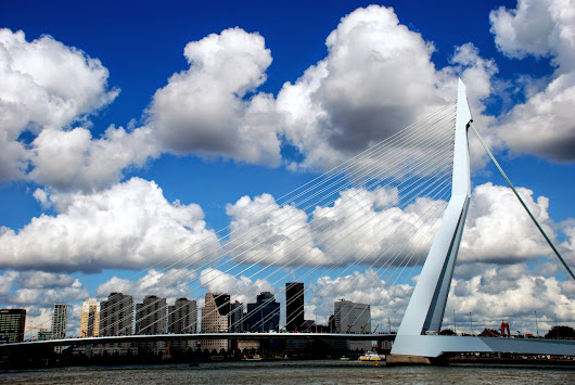 Hello Rotterdam…or 7 tips for one-day trip
