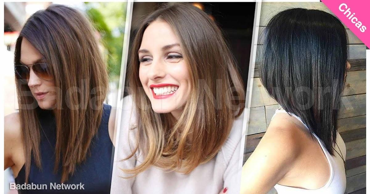 moda cortes mujeres estilo cabello verano